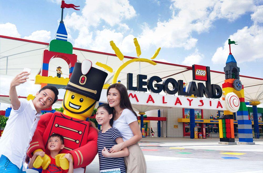 Singapore – Malaysia Theme Park Tour 4D3N