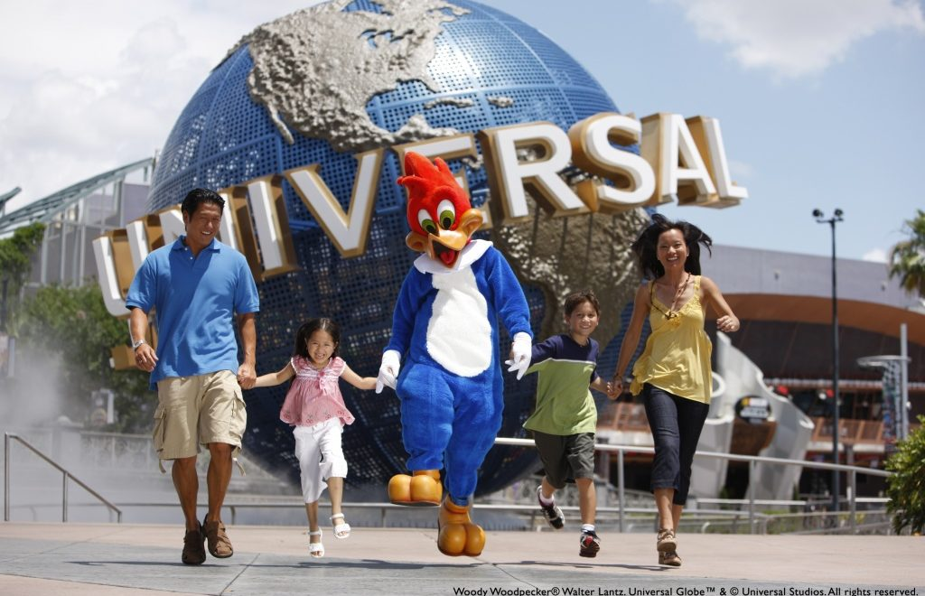 Universal Studios Singapore & Wings Of Time Tour 4D3N