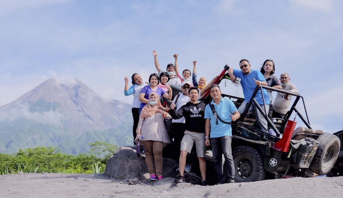 OPEN TRIP JOGJA 3D2N (Maret-April 2020)